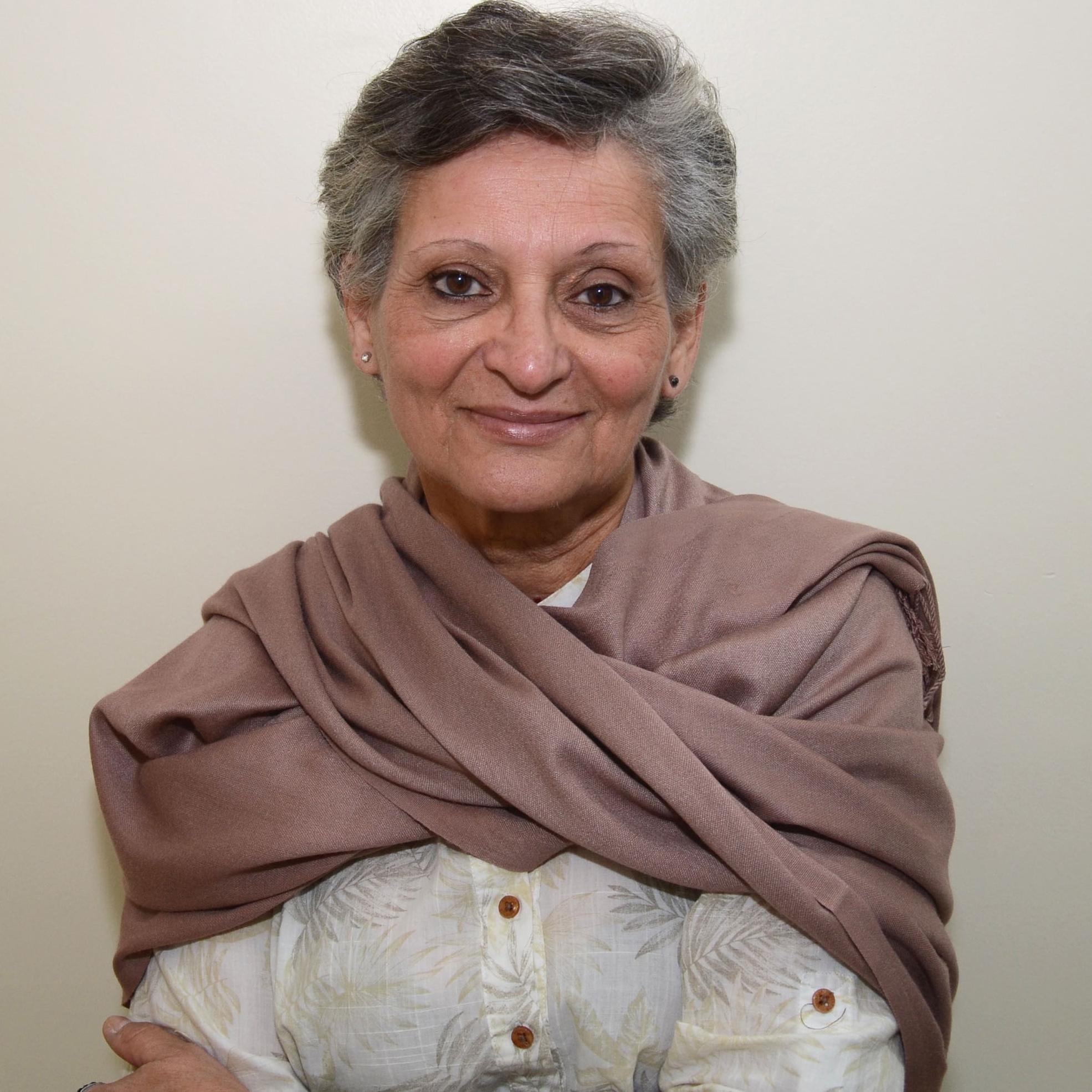 Profª. Drª. Maracy Domingues Alves